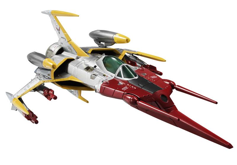 ヴァリアブルアクション Hi-SPEC 宇宙戦艦ヤマト2202 愛の戦士たち 零式52型空間艦上戦闘機コスモゼロα1-026