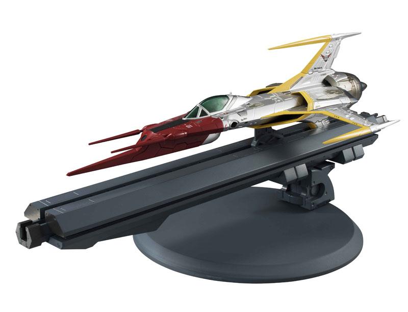 ヴァリアブルアクション Hi-SPEC 宇宙戦艦ヤマト2202 愛の戦士たち 零式52型空間艦上戦闘機コスモゼロα1-027