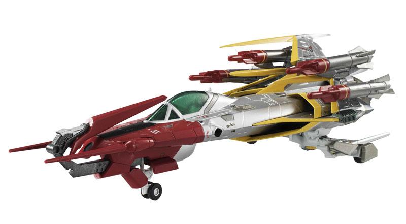 ヴァリアブルアクション Hi-SPEC 宇宙戦艦ヤマト2202 愛の戦士たち 零式52型空間艦上戦闘機コスモゼロα1-028