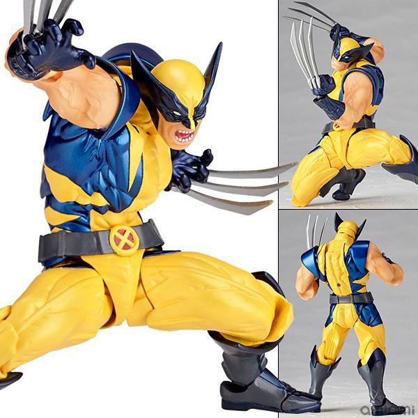 フィギュアコンプレックス アメイジング・ヤマグチ No.005 Wolverine(ウルヴァリン)