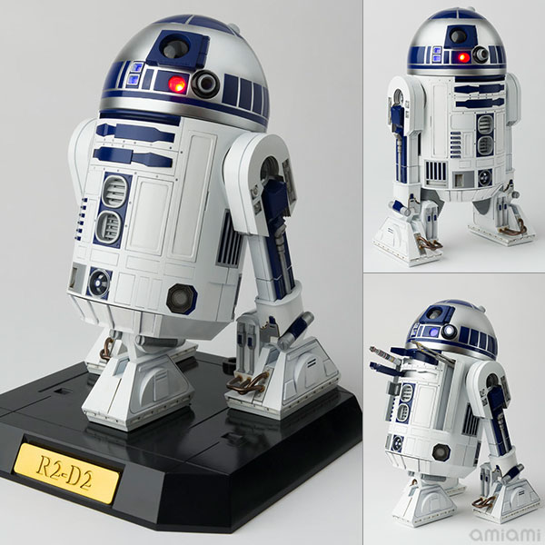超合金×12 Perfect Model R2-D2(A NEW HOPE)