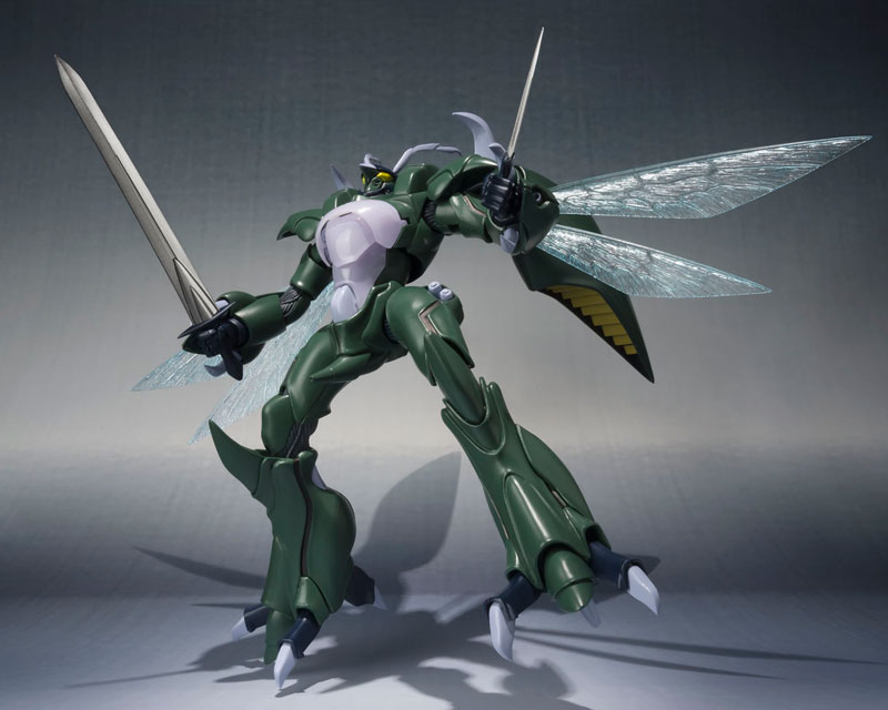 ROBOT魂 〈SIDE AB〉 ライネック 『聖戦士ダンバイン』-008