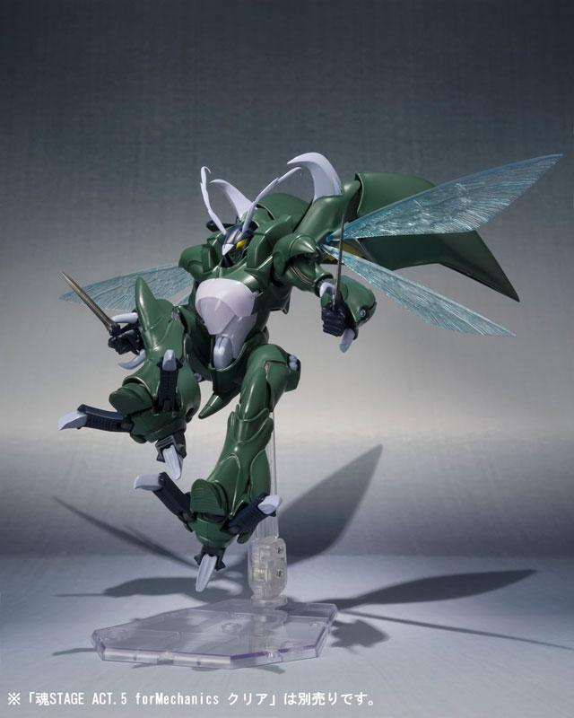ROBOT魂 〈SIDE AB〉 ライネック 『聖戦士ダンバイン』-009