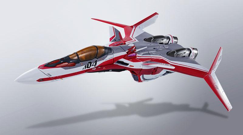 DX超合金 VF-31Cジークフリード(ミラージュ・ファリーナ・ジーナス機)『マクロスΔ』-003
