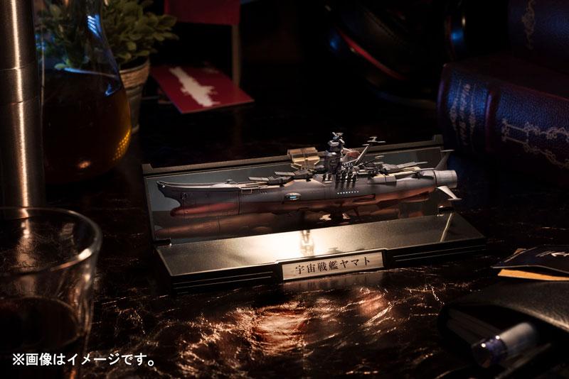 輝艦大全 宇宙戦艦ヤマト2202 1/2000 宇宙戦艦ヤマト 約165mm ABS&PC製 塗装済み可動フィギュア-001