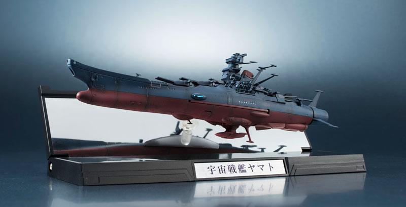 輝艦大全 宇宙戦艦ヤマト2202 1/2000 宇宙戦艦ヤマト 約165mm ABS&PC製 塗装済み可動フィギュア-003