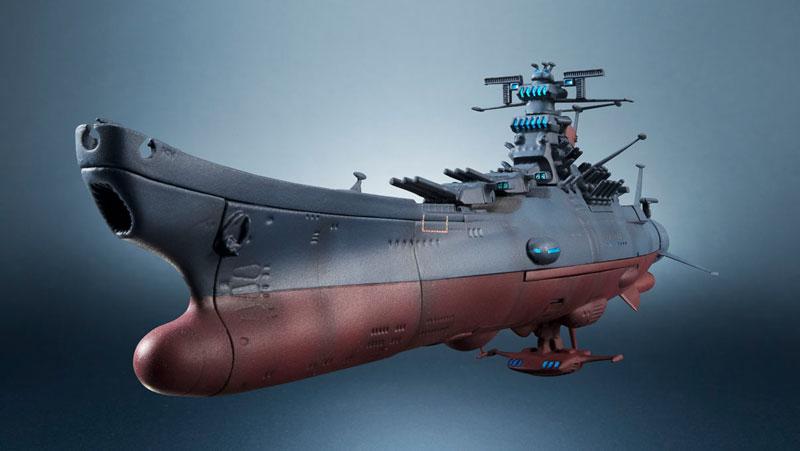 輝艦大全 宇宙戦艦ヤマト2202 1/2000 宇宙戦艦ヤマト 約165mm ABS&PC製 塗装済み可動フィギュア-010