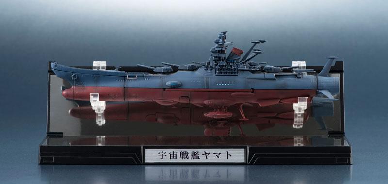 輝艦大全 宇宙戦艦ヤマト2202 1/2000 宇宙戦艦ヤマト 約165mm ABS&PC製 塗装済み可動フィギュア-016
