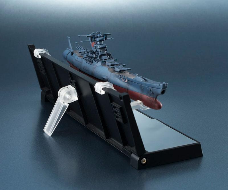 輝艦大全 宇宙戦艦ヤマト2202 1/2000 宇宙戦艦ヤマト 約165mm ABS&PC製 塗装済み可動フィギュア-017