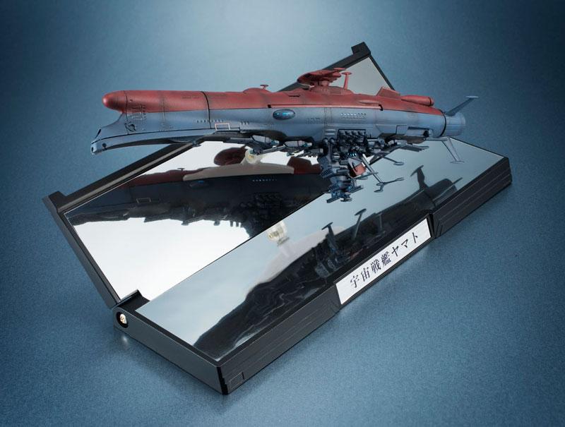 輝艦大全 宇宙戦艦ヤマト2202 1/2000 宇宙戦艦ヤマト 約165mm ABS&PC製 塗装済み可動フィギュア-021