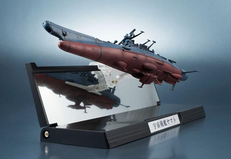 輝艦大全 宇宙戦艦ヤマト2202 1/2000 宇宙戦艦ヤマト 約165mm ABS&PC製 塗装済み可動フィギュア-022