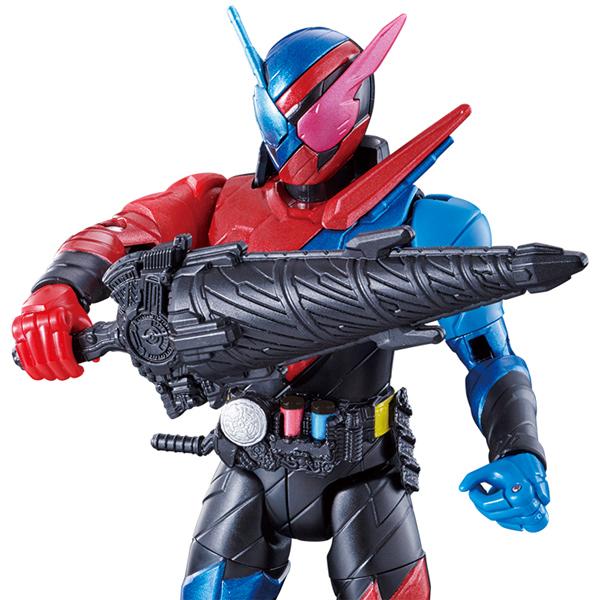仮面ライダービルド ボトルチェンジライダーシリーズ 01仮面ライダービルド ラビットタンクフォーム-003