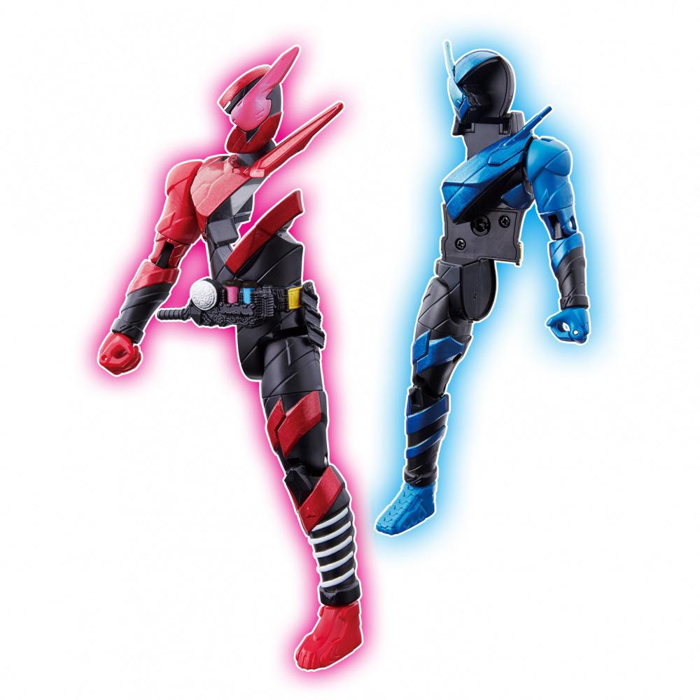 仮面ライダービルド ボトルチェンジライダーシリーズ 01仮面ライダービルド ラビットタンクフォーム-004