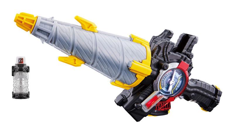仮面ライダービルド 回転剣銃 DXドリルクラッシャー-001