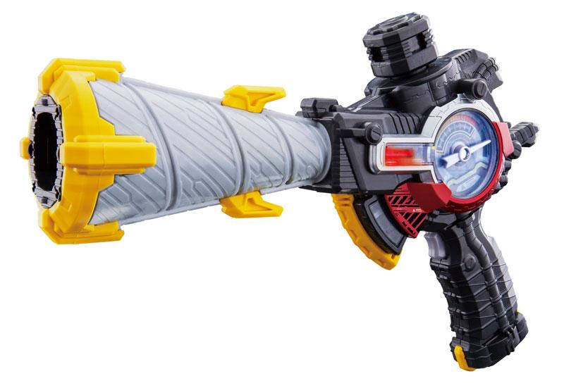 仮面ライダービルド 回転剣銃 DXドリルクラッシャー-004