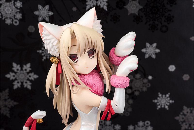 Fate/kaleid liner プリズマ☆イリヤ ツヴァイ ヘルツ! イリヤ ビーストstyle -snow white- 1/8スケール ABS&PVC製 塗装済み完成品フィギュア-006