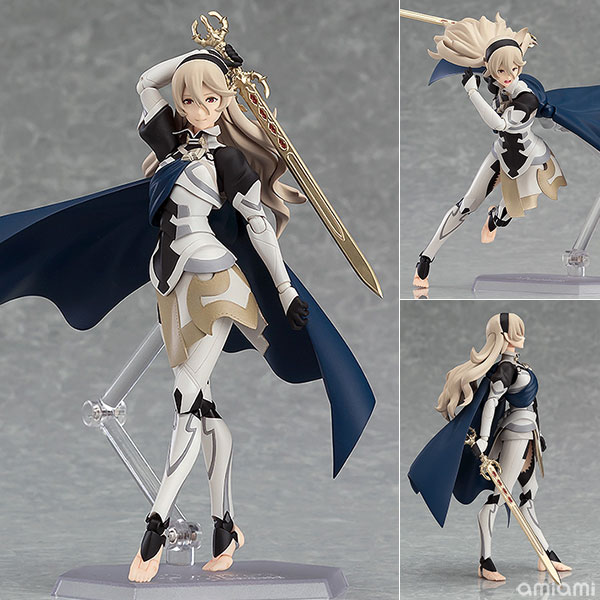 figma ファイアーエムブレムif カムイ[女] ノンスケール ABS&PVC製 塗装済み可動フィギュア