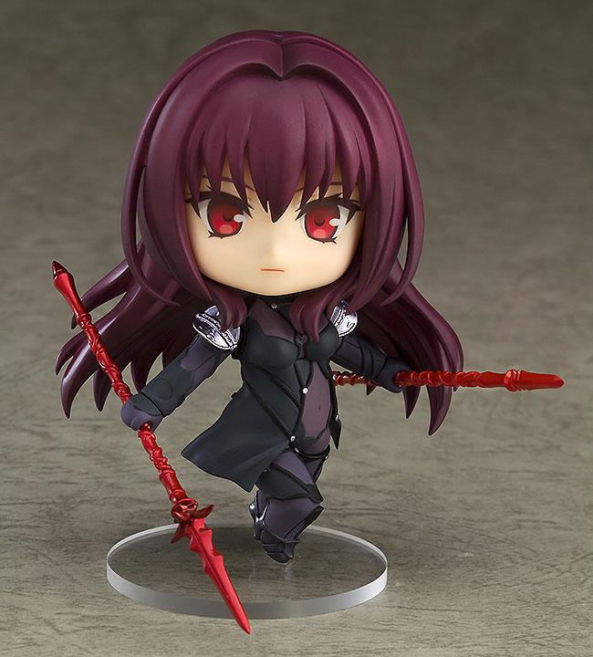 ねんどろいど Fate/Grand Order ランサー/スカサハ ノンスケール ABS&PVC製 塗装済み可動フィギュア-001