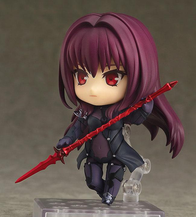 ねんどろいど Fate/Grand Order ランサー/スカサハ ノンスケール ABS&PVC製 塗装済み可動フィギュア-002