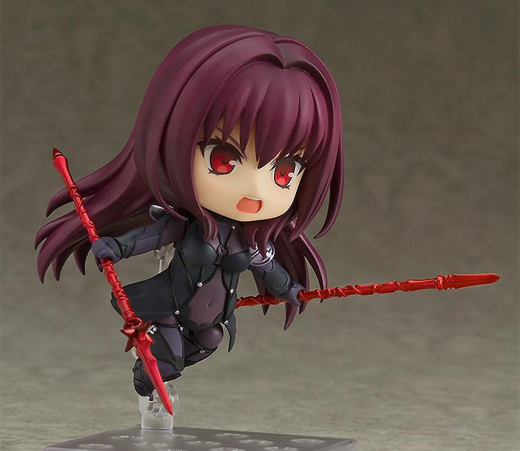ねんどろいど Fate/Grand Order ランサー/スカサハ ノンスケール ABS&PVC製 塗装済み可動フィギュア-003