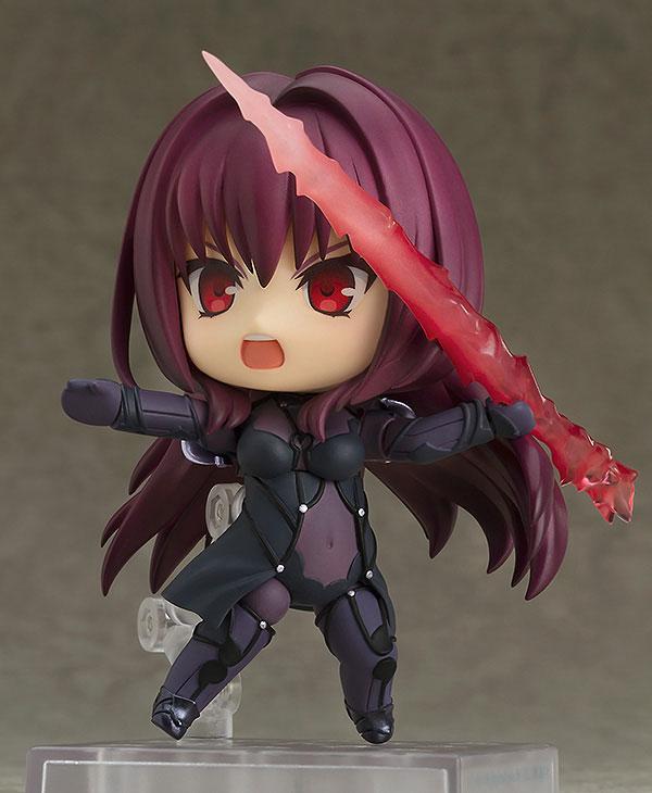ねんどろいど Fate/Grand Order ランサー/スカサハ ノンスケール ABS&PVC製 塗装済み可動フィギュア-004