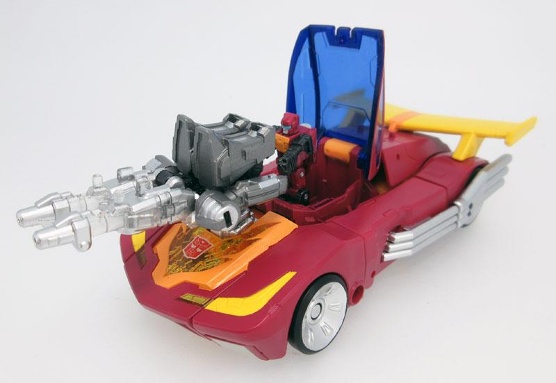 トランスフォーマーレジェンズ LG45 ターゲットマスター ホットロディマス-004