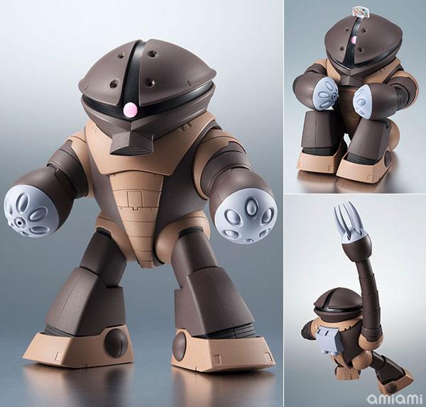 ROBOT魂 〈SIDE MS〉 MSM-04 アッガイ ver .A.N.I.M.E.