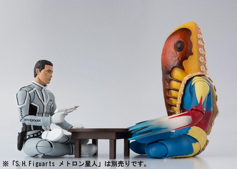 S.H.フィギュアーツ モロボシ・ダン-008
