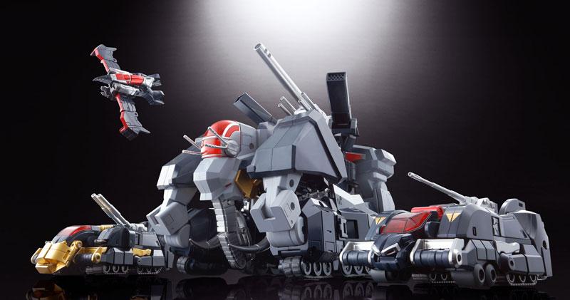 超合金魂 GX-13R 超獣機神ダンクーガ(リニューアルバージョン)-006
