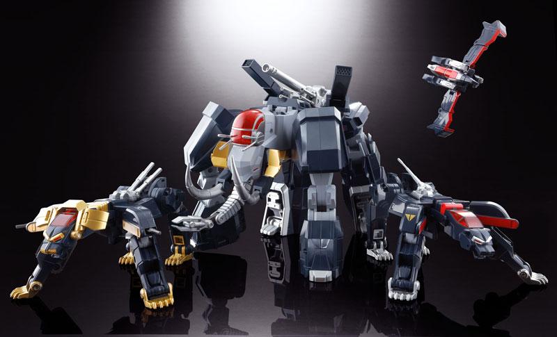超合金魂 GX-13R 超獣機神ダンクーガ(リニューアルバージョン)-007