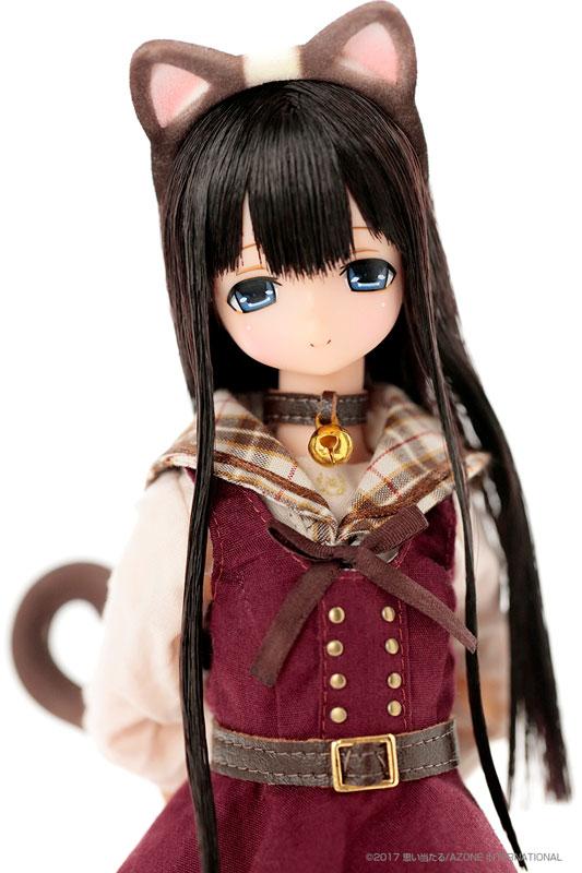 えっくす☆きゅーと ふぁみりー ~meow×meow a・la・mode~ シャム猫 / みあ 完成品ドール-005