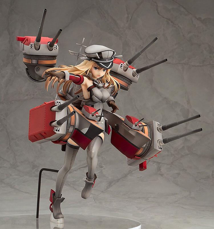 艦隊これくしょん -艦これ- Bismarck(ビスマルク)改 1/8 完成品フィギュア-003