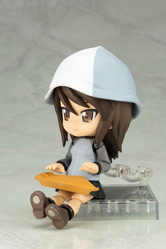 キューポッシュ ガールズ&パンツァー 劇場版 ミカ 可動フィギュア-004