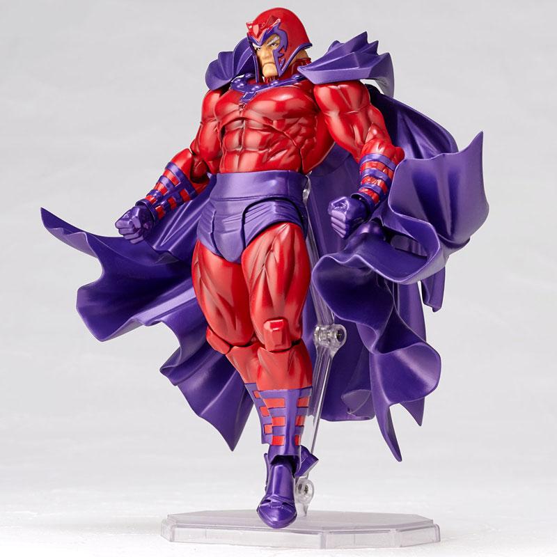 フィギュアコンプレックス アメイジング・ヤマグチ No.006 Magneto(マグニートー)-003
