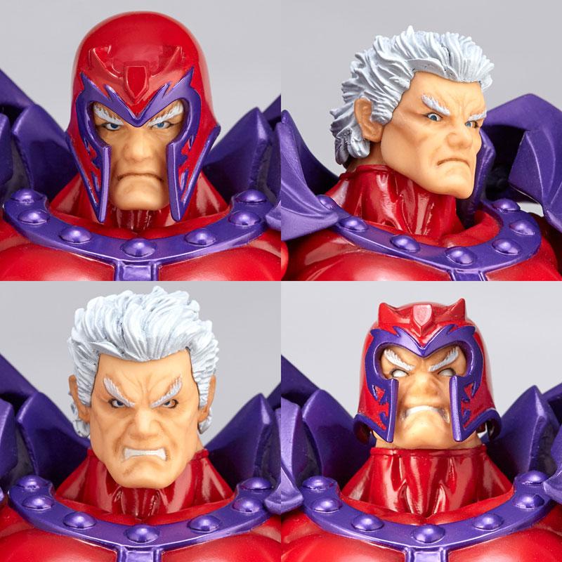 フィギュアコンプレックス アメイジング・ヤマグチ No.006 Magneto(マグニートー)-004