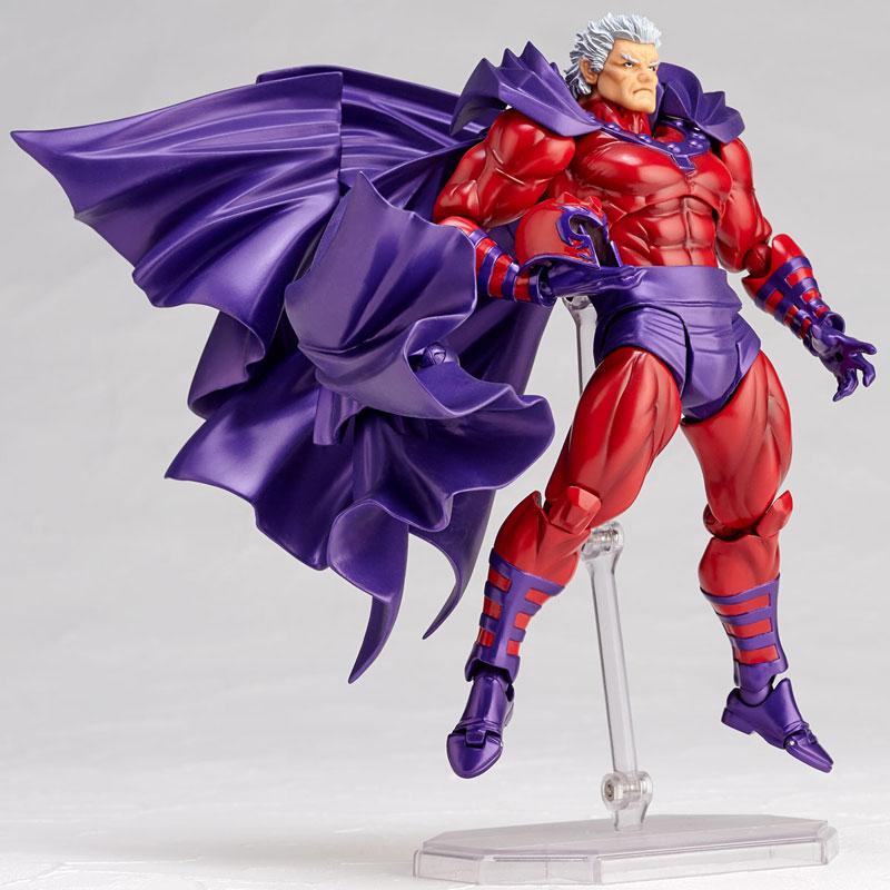 フィギュアコンプレックス アメイジング・ヤマグチ No.006 Magneto(マグニートー)-005