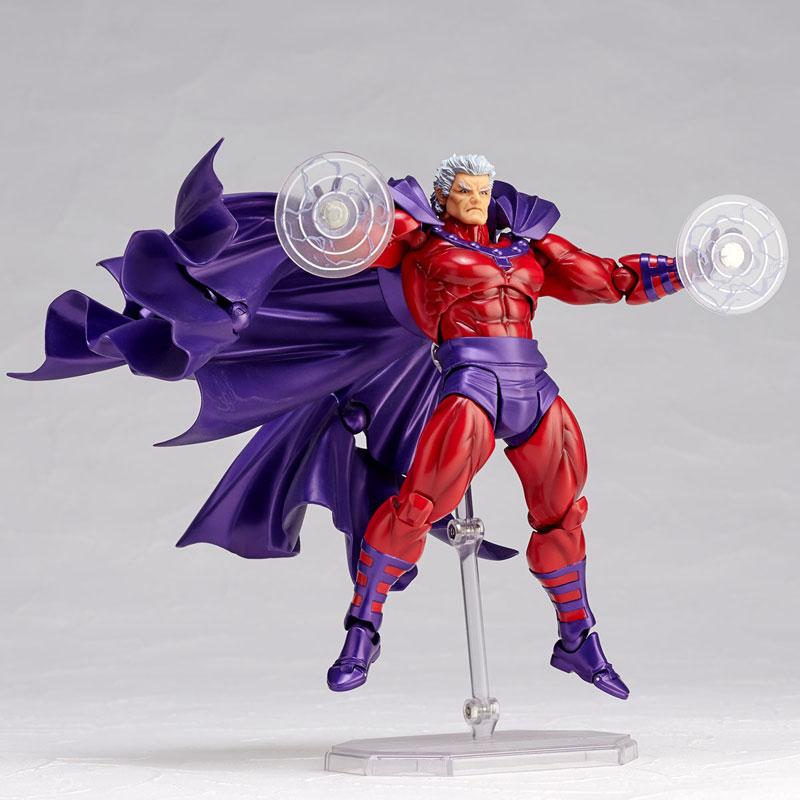 フィギュアコンプレックス アメイジング・ヤマグチ No.006 Magneto(マグニートー)-009