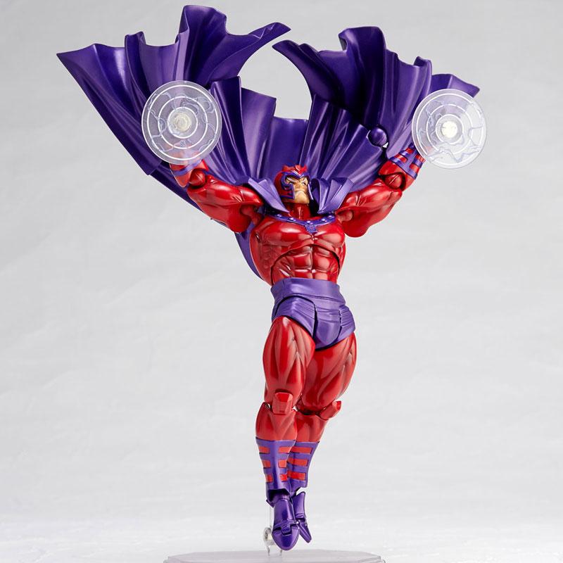 フィギュアコンプレックス アメイジング・ヤマグチ No.006 Magneto(マグニートー)-010