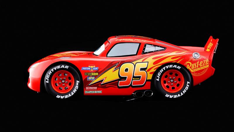 超合金 Cars LIGHTNING McQUEEN(ライトニング・マックィーン)-009