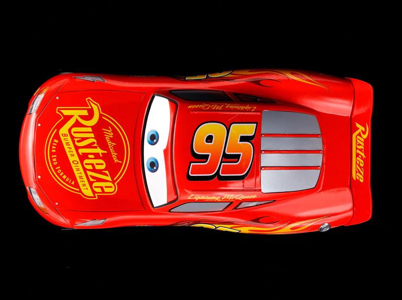 超合金 Cars LIGHTNING McQUEEN(ライトニング・マックィーン)-012
