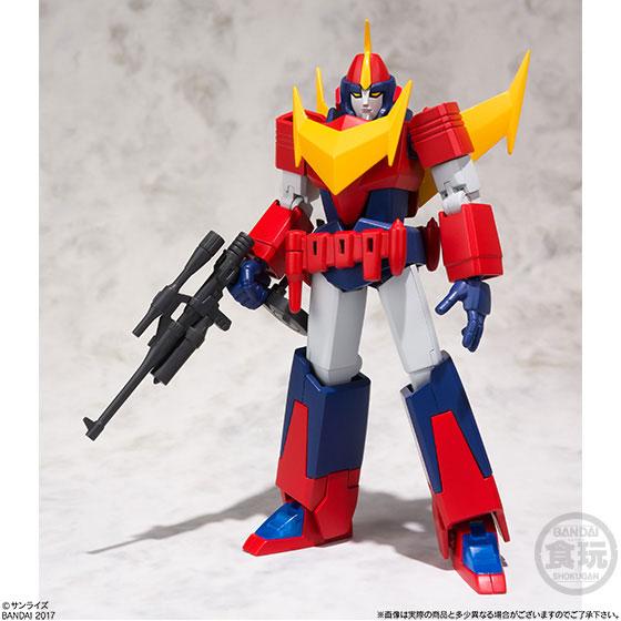 【食玩】スーパーミニプラ 無敵超人ザンボット3 4個入りBOX-001