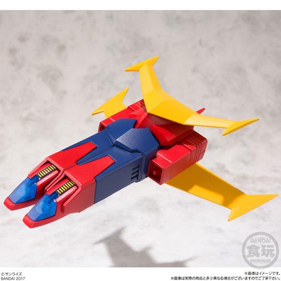 【食玩】スーパーミニプラ 無敵超人ザンボット3 4個入りBOX-002