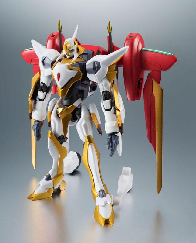 ROBOT魂 -ロボット魂- 〈SIDE KMF〉 ランスロット・エアキャヴァルリー-001