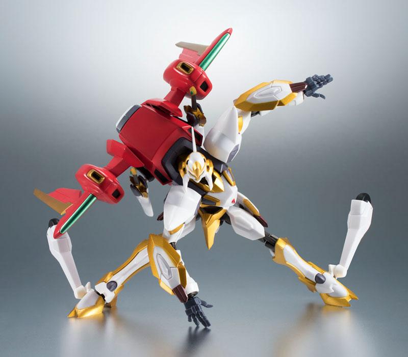 ROBOT魂 -ロボット魂- 〈SIDE KMF〉 ランスロット・エアキャヴァルリー-004