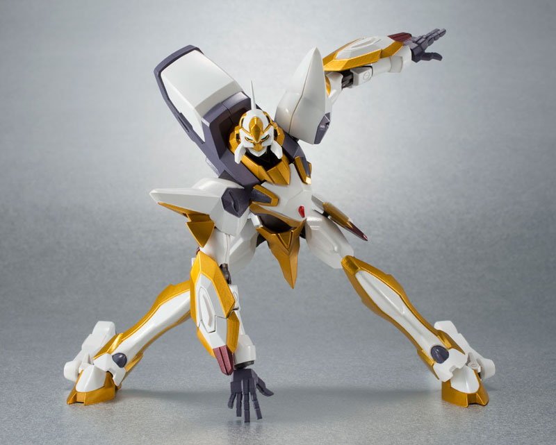 ROBOT魂 -ロボット魂- 〈SIDE KMF〉 ランスロット・エアキャヴァルリー-011