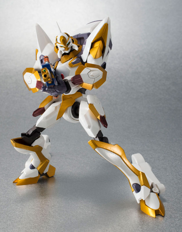 ROBOT魂 -ロボット魂- 〈SIDE KMF〉 ランスロット・エアキャヴァルリー-012