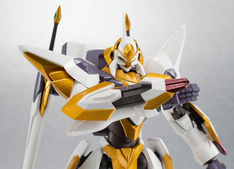 ROBOT魂 -ロボット魂- 〈SIDE KMF〉 ランスロット・エアキャヴァルリー-015