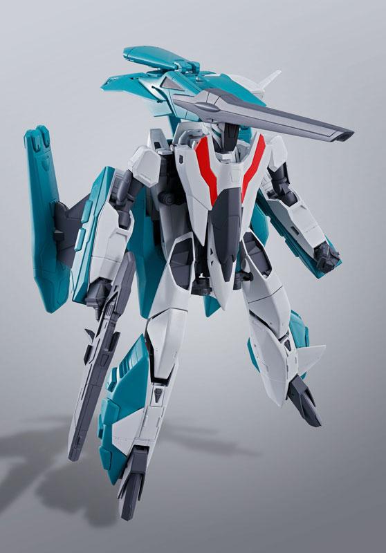 HI-METAL R VF-2SS バルキリーII +SAP(シルビー・ジーナ機)-009