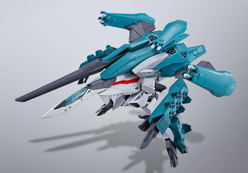 HI-METAL R VF-2SS バルキリーII +SAP(シルビー・ジーナ機)-012