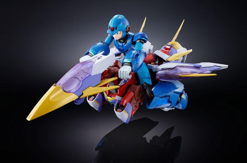 超合金 ロックマンX GIGA ARMOR エックス-007